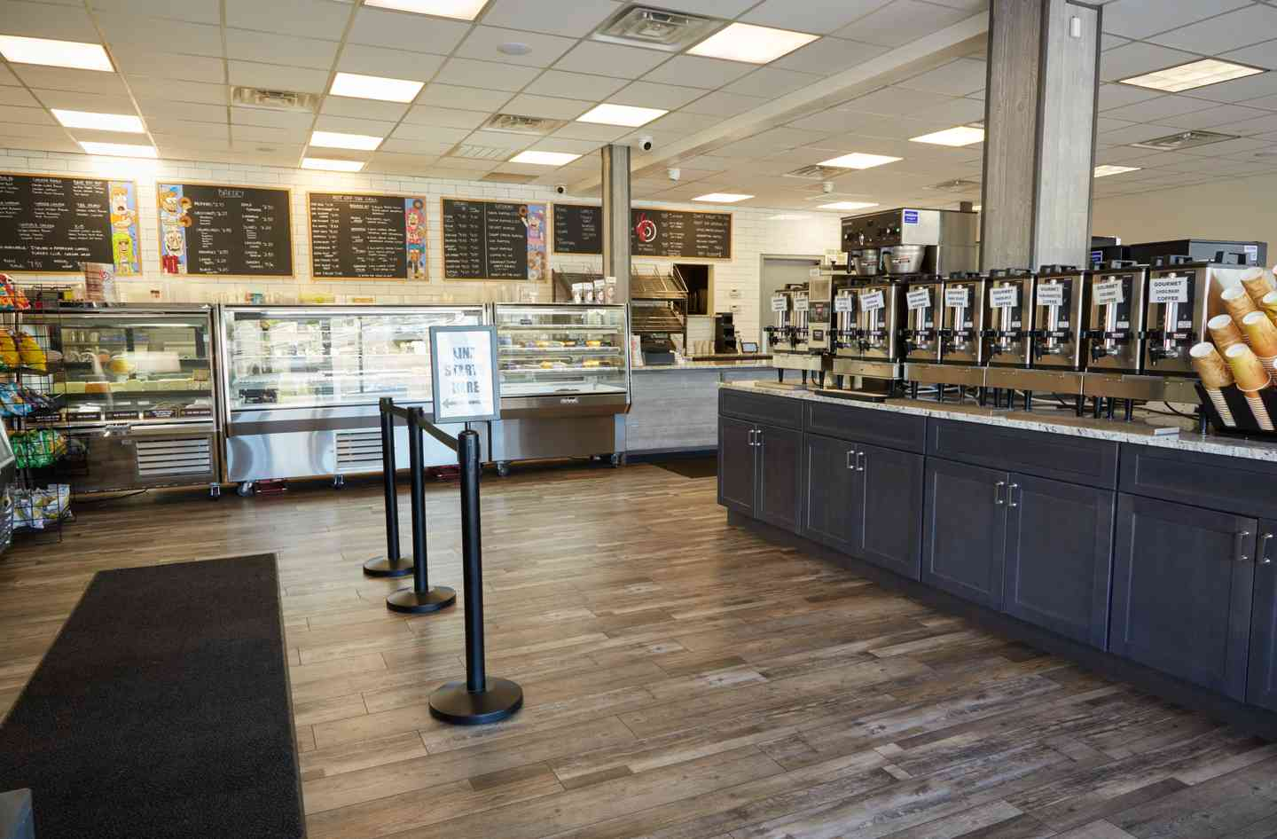 interior jv bagel