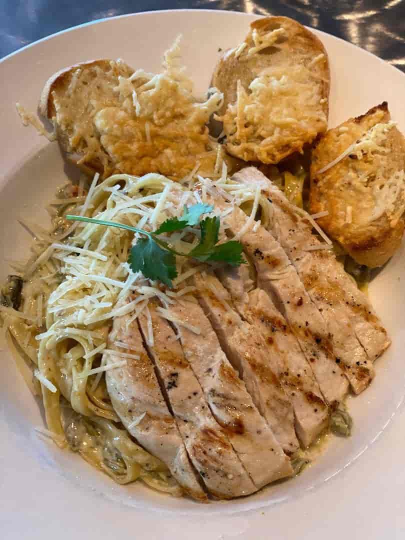 Chicken Fettuccini