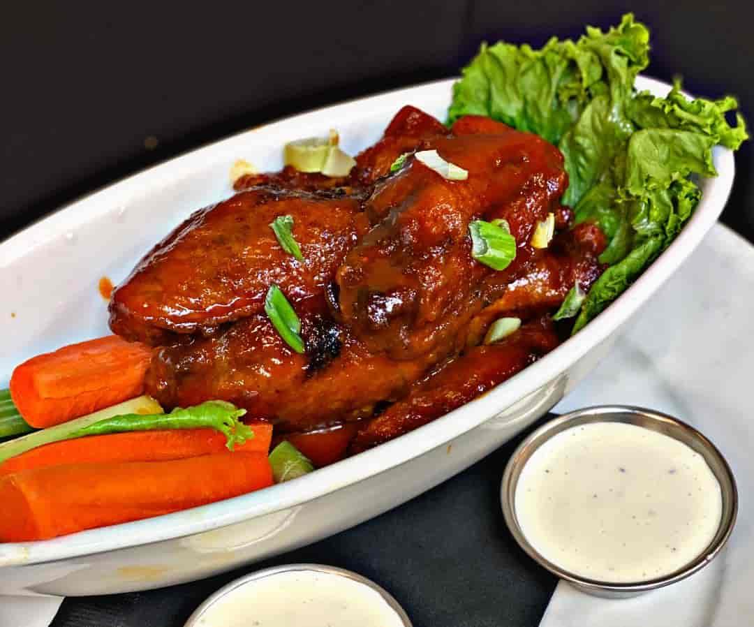 Habanero Honey Chicken Wings