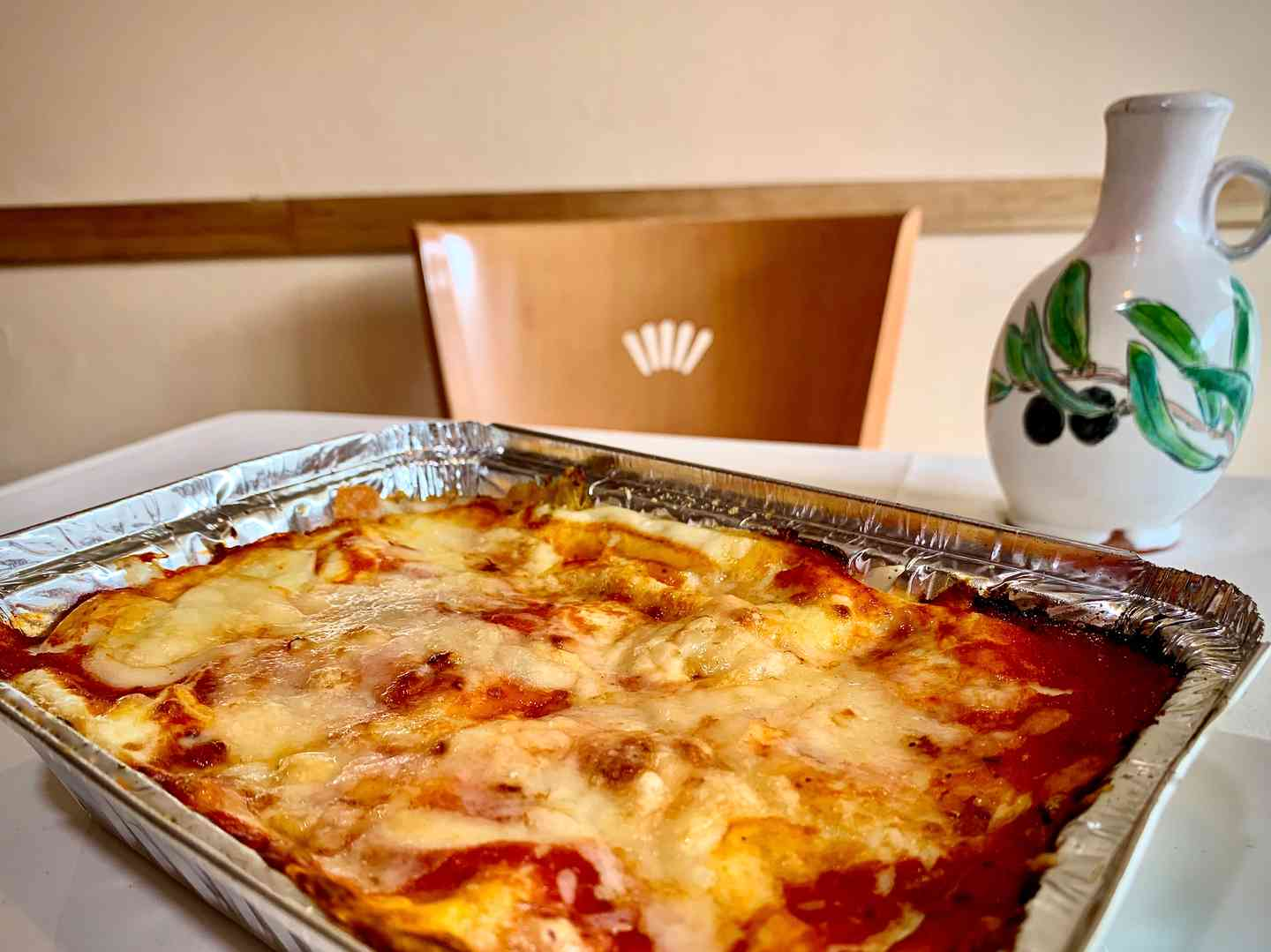 Homemade Meat Lasagna (takeout only)