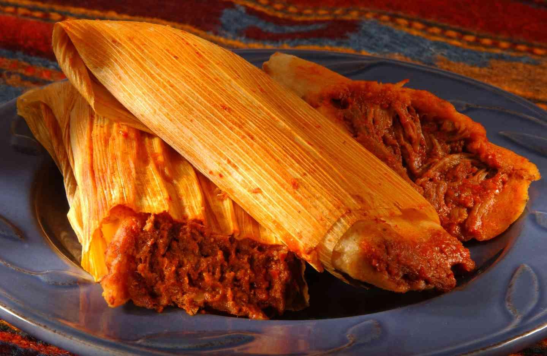 Pork Carnitas Tamales