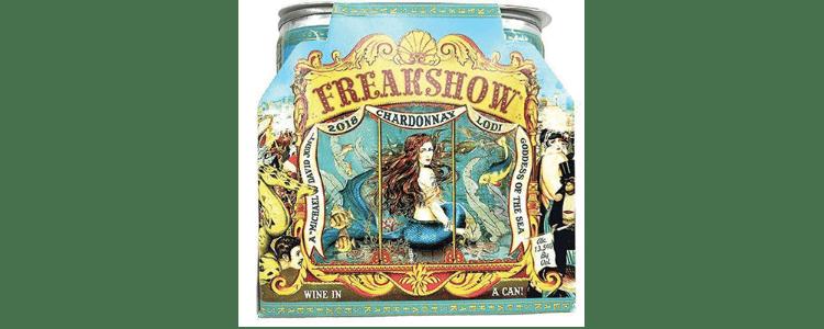Freakshow Chardonnay 4-Pack - Michael David