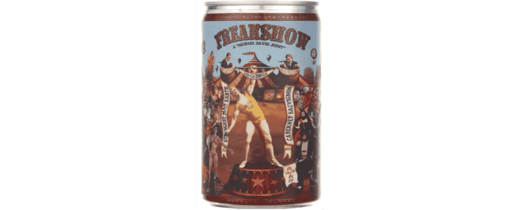 Freakshow Cabernet Can - Michael David