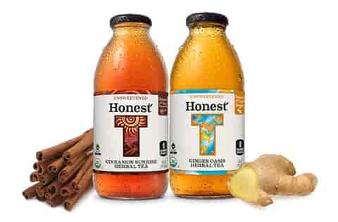 Bottled Organic Mango Honest Tea