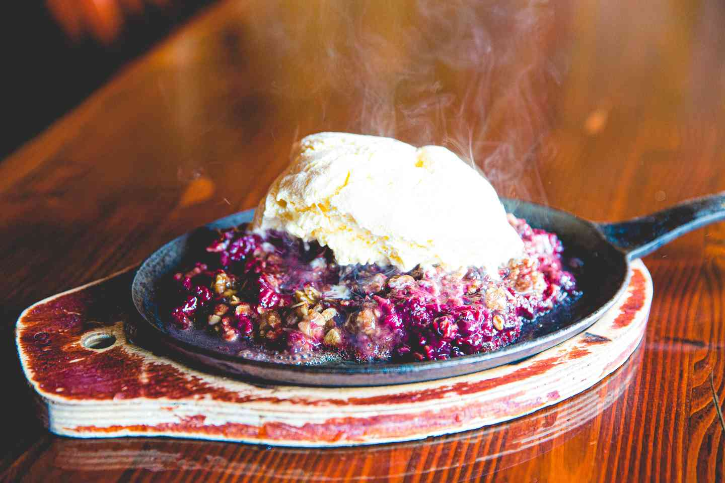 Seasonal Cobbler