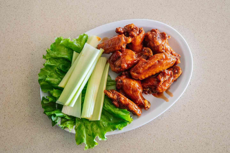 Sidewalk Cafe Wings