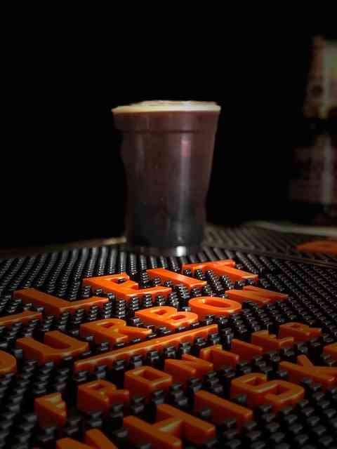 Modern Times Black House Coffee Stout Nitro