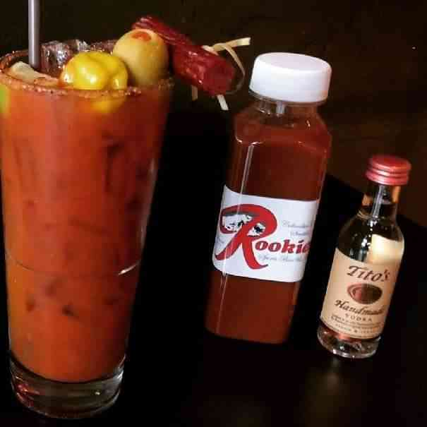 Take out Bloody Mary for 2!