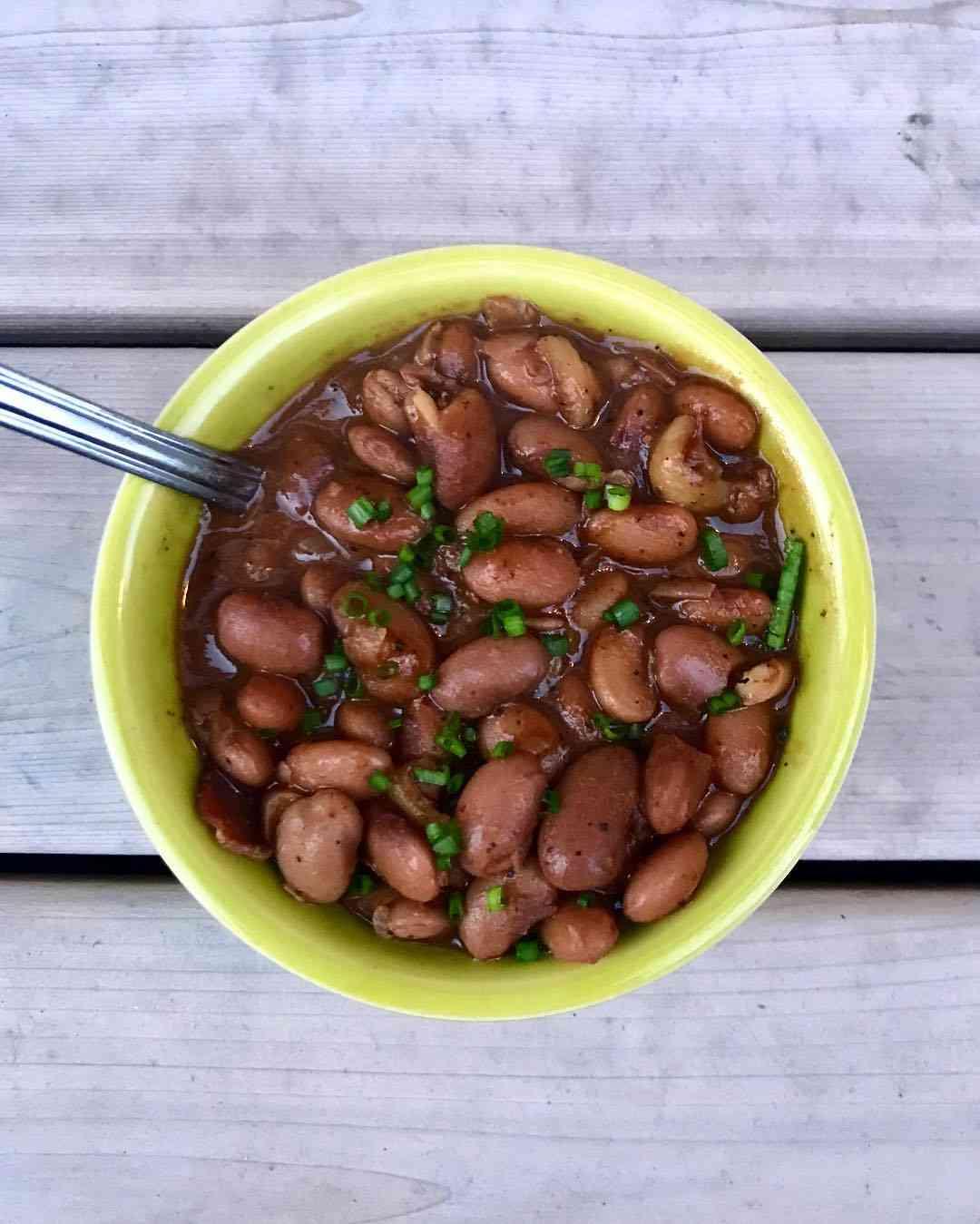 BBQ Baked Bean