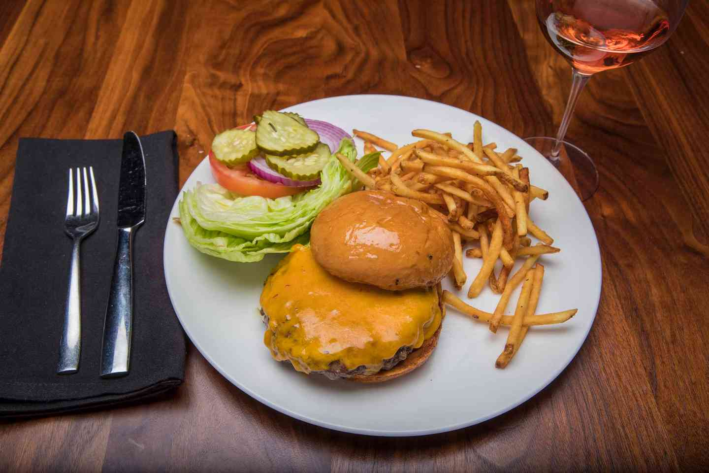 Chop House Burger*