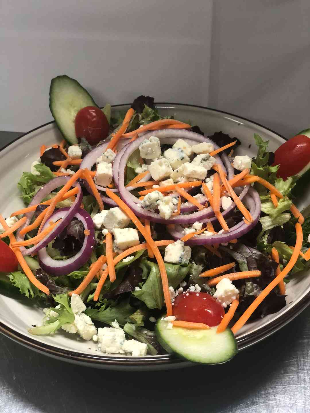 Bonfire House Salad