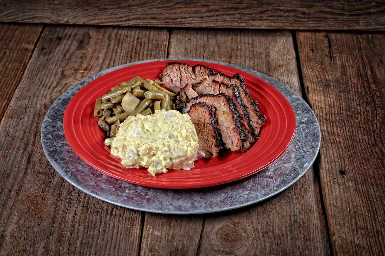 Beef Brisket Plate
