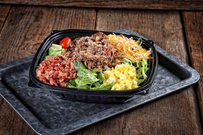 Smoked Pork Salad