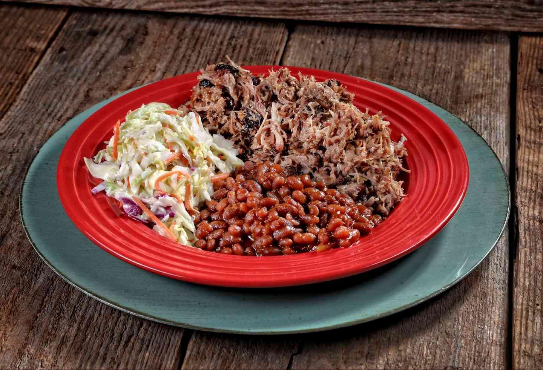*BBQ Pork Plate