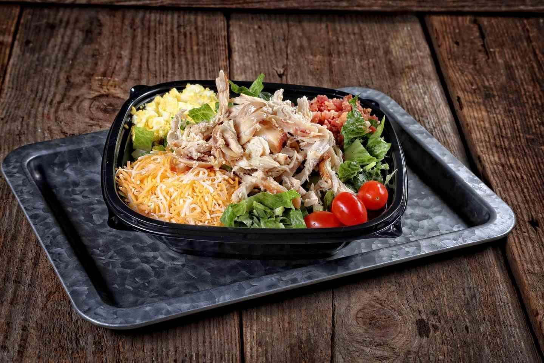 Pulled Chicken Salad