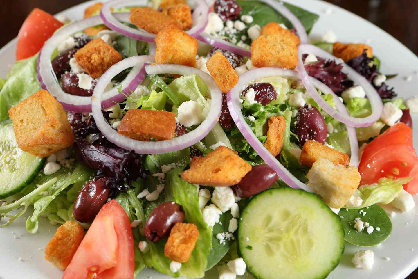 Greek Salad (Catering)