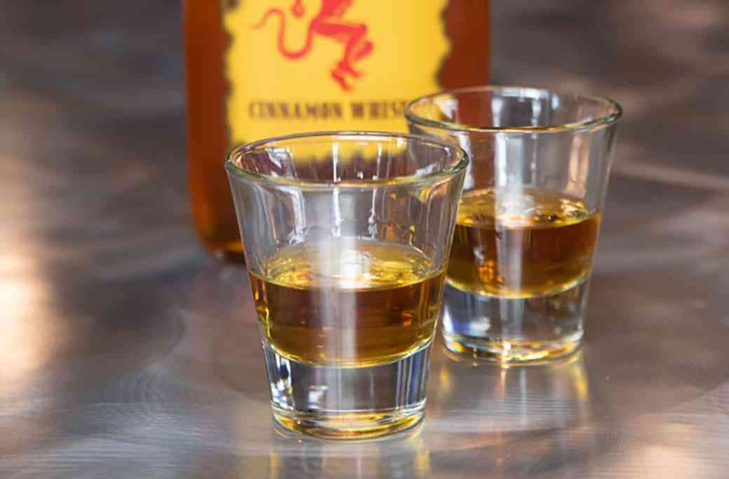 Fireball Shots