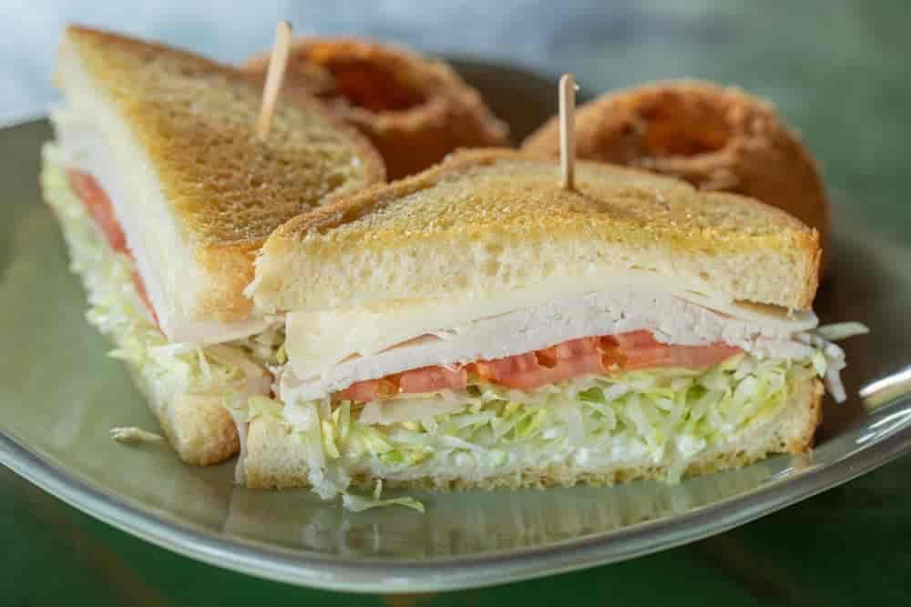 #6 Cold Turkey Sandwich