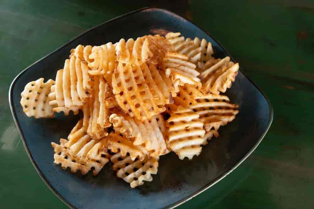 Criss Cut Fries