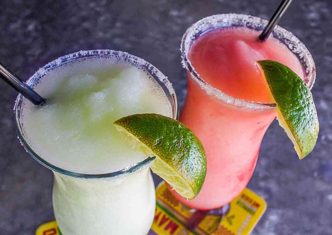 House Frozen Margarita