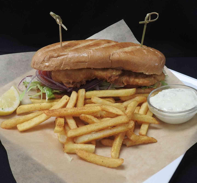 The Key West Fish Sandwich