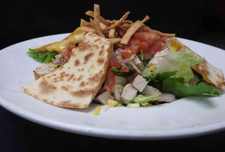 Quesadilla Chopped Salad