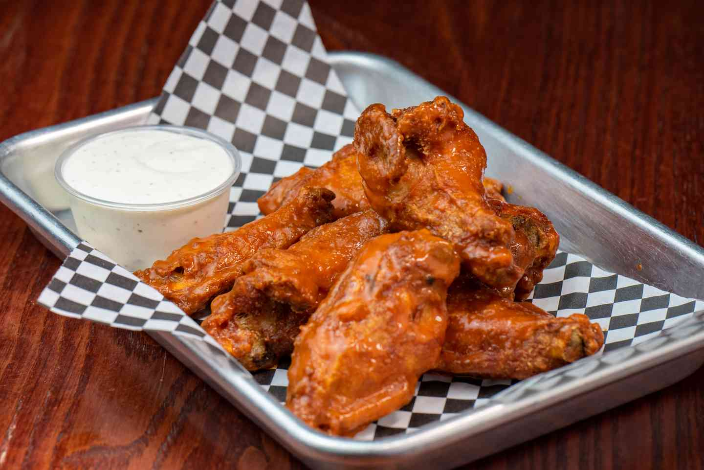 Traditional Wings*
