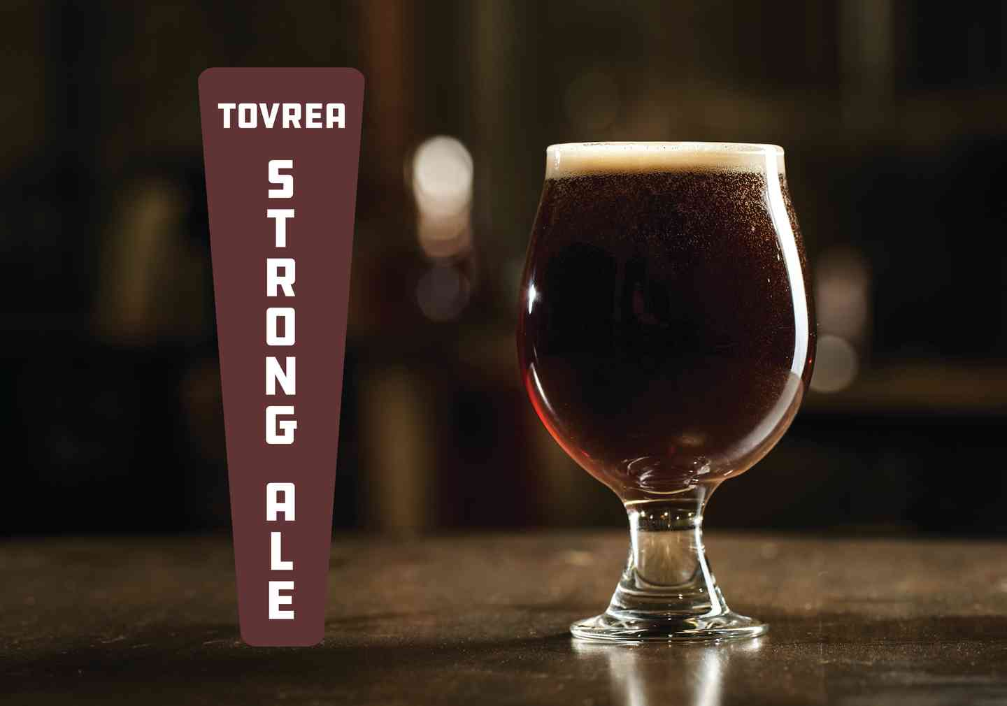 Tovrea Strong Ale