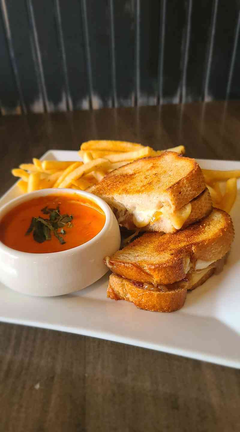Fancy Grilled Cheese