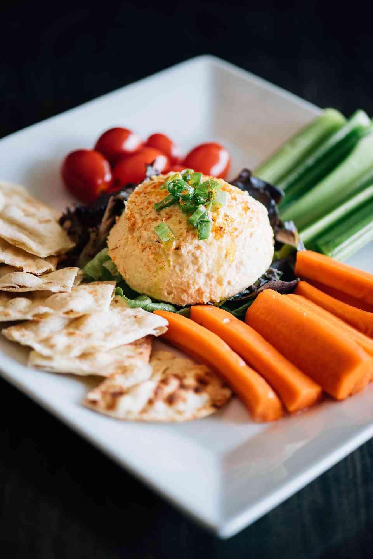 Hummus Platter