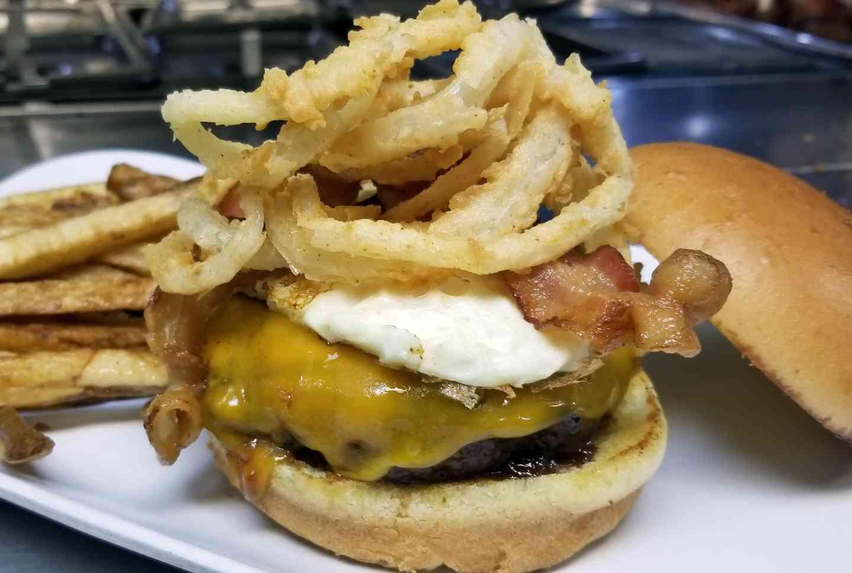 The LAND Burger