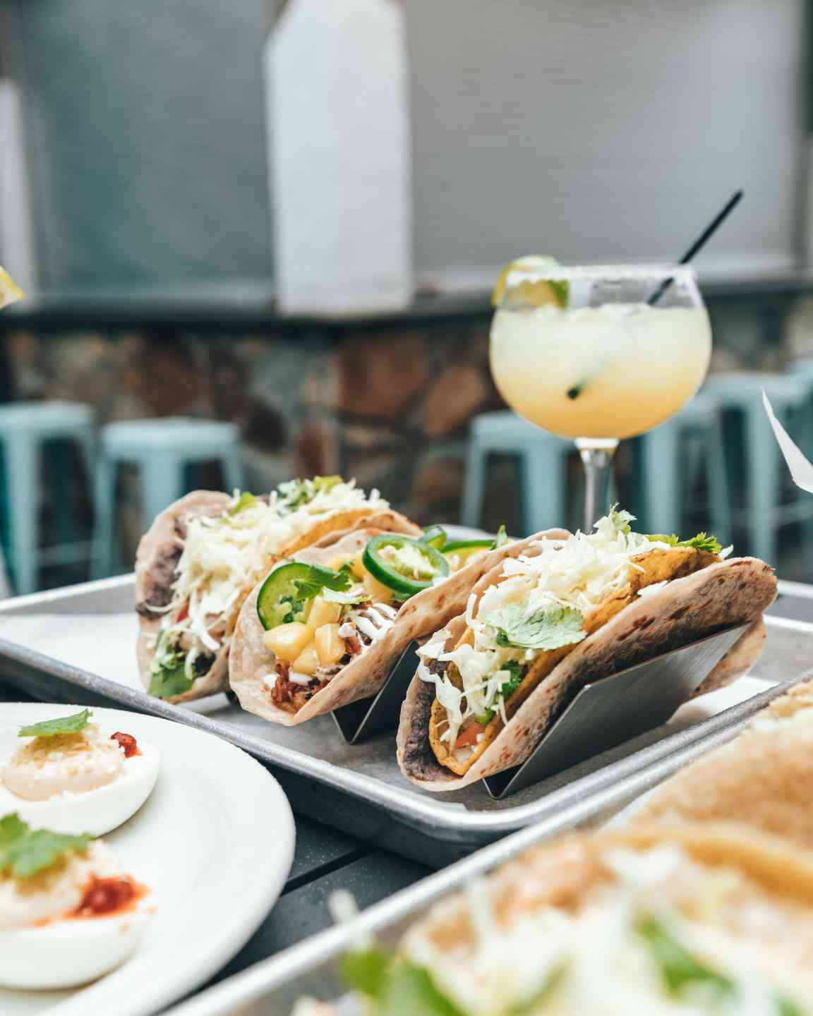 tacos and margs