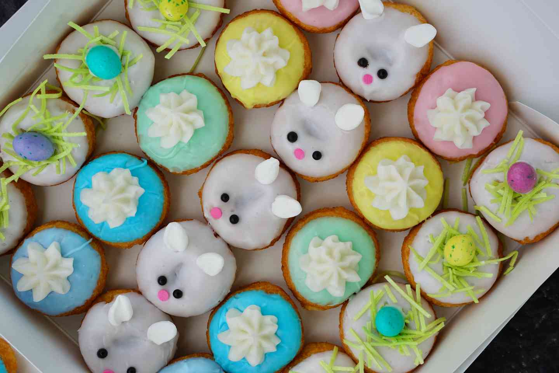 Easter Assortment Mini Donut Box