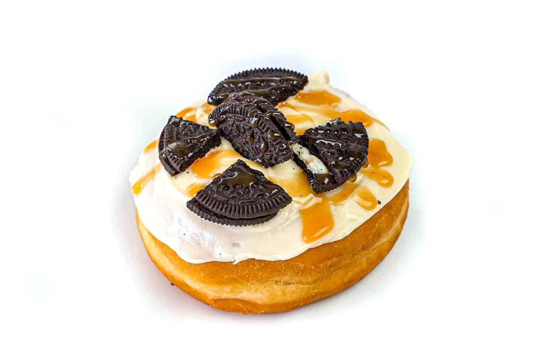 Caramel Oreo Cheesecake (Deluxe)