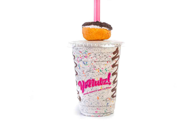 O-Ree-Yo-Nutz SMASH Milkshake