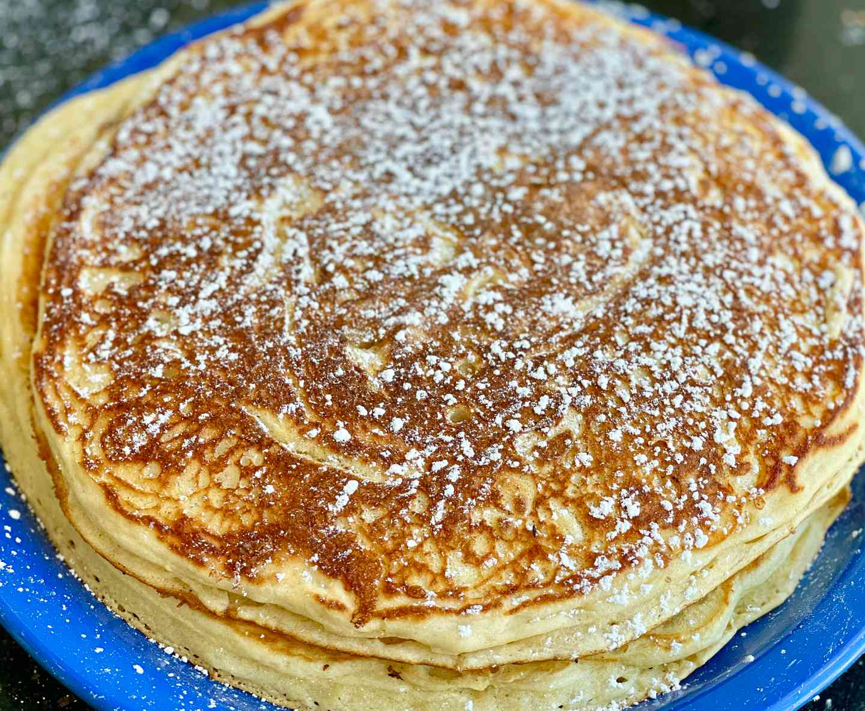 BC Buttermilk Pancakes