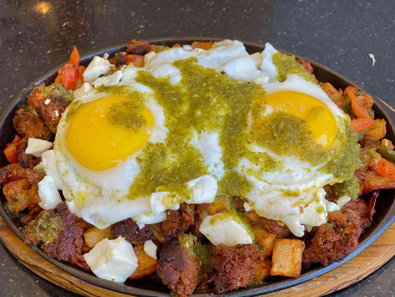 Chorizo Poblano