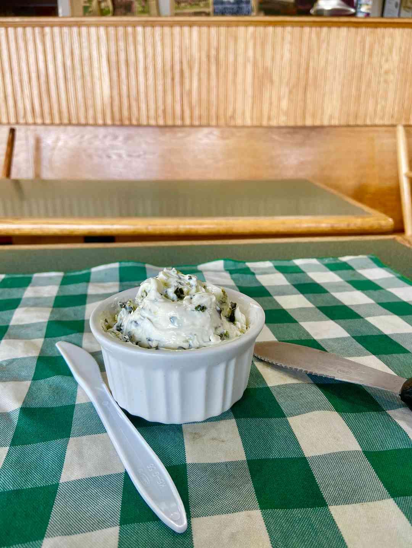 Spinach & Artichoke Cream Cheese