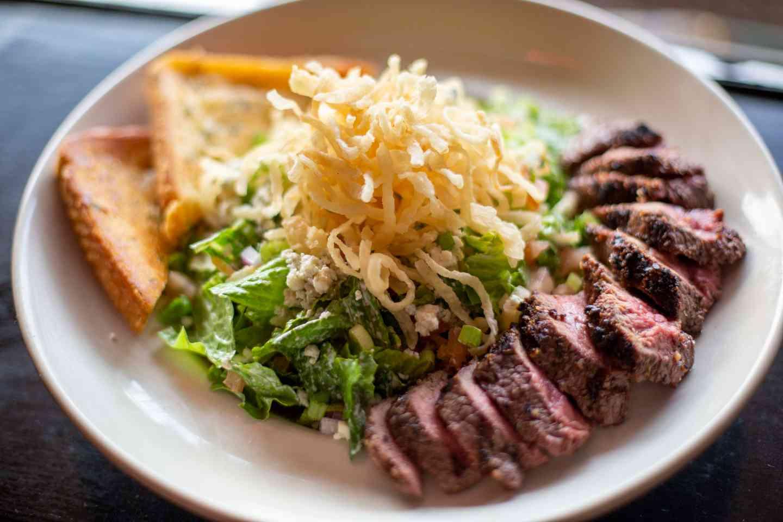 Gorgonzola Steak Salad*