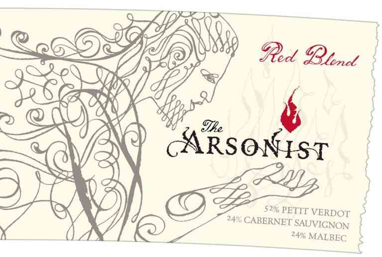 The Arsonist Red Blend