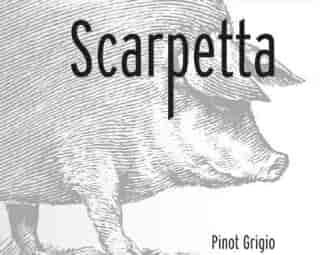 Scarpetta Pinot Grigio