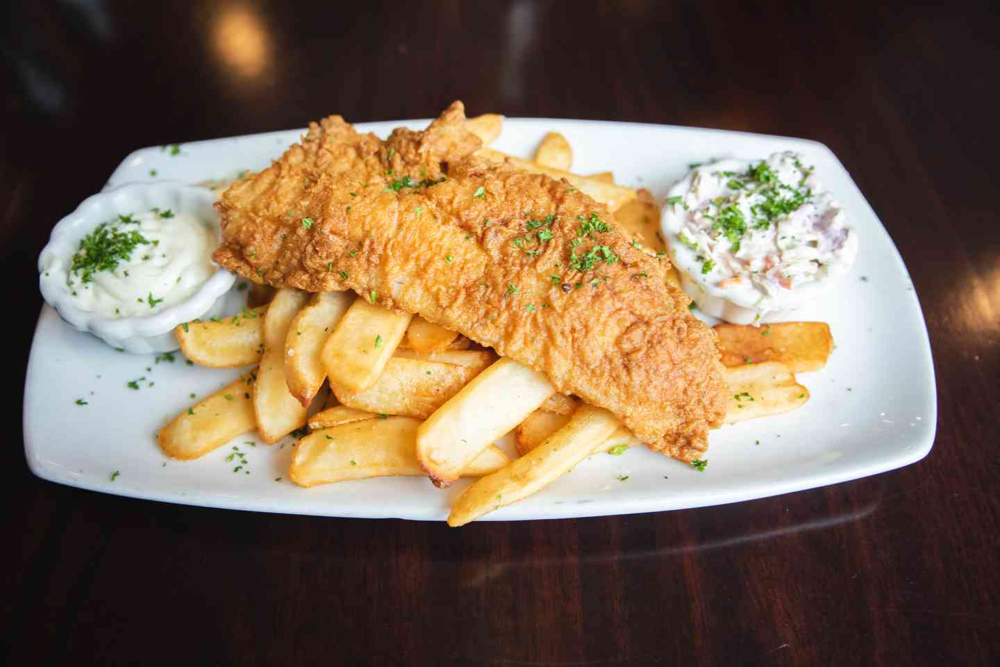 Atlantic Fish & Chips