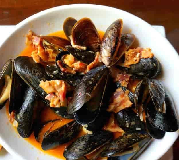 P.E.I. Mussels ***
