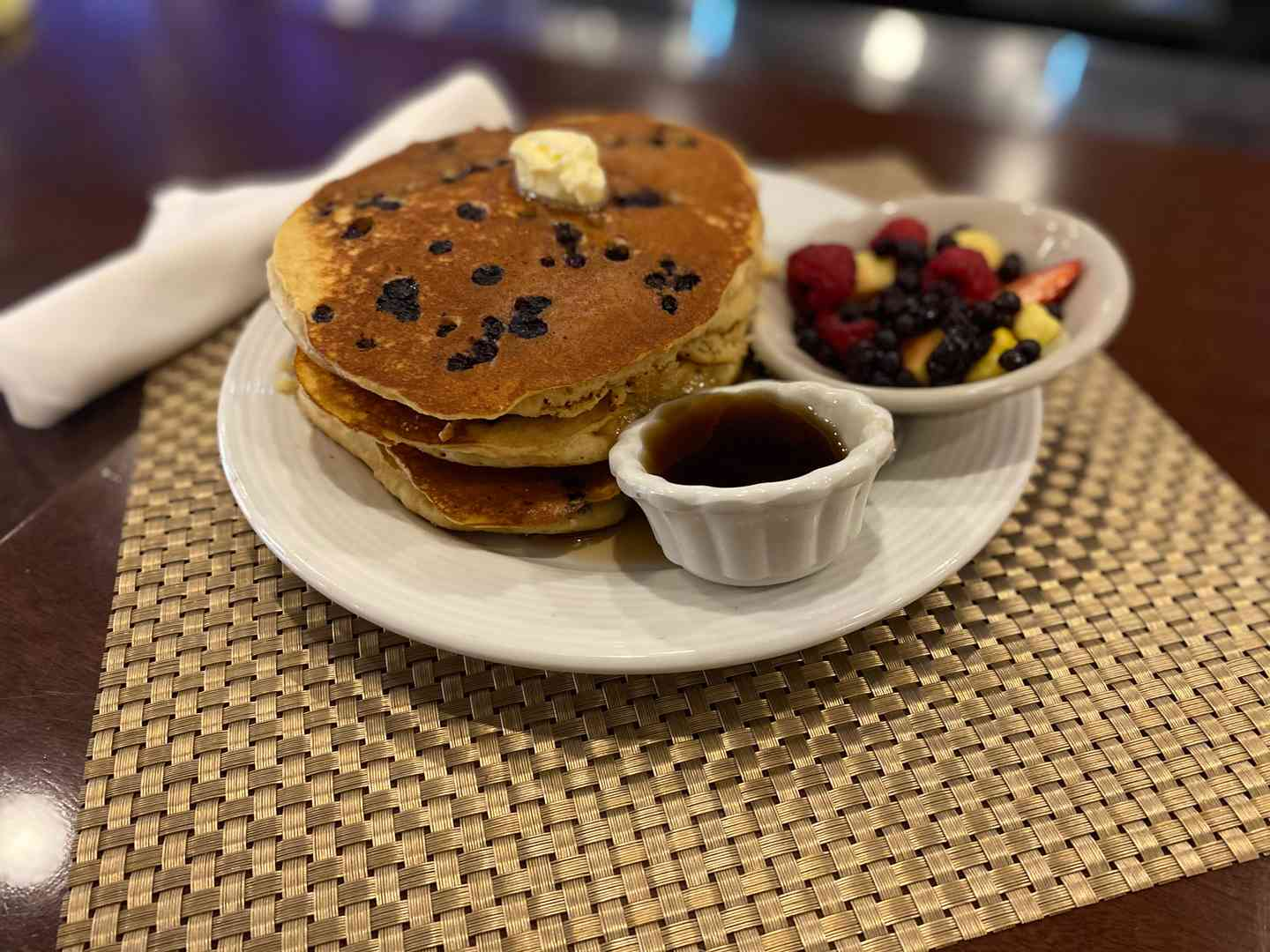 Buttermilk Pancakes Plain (3)