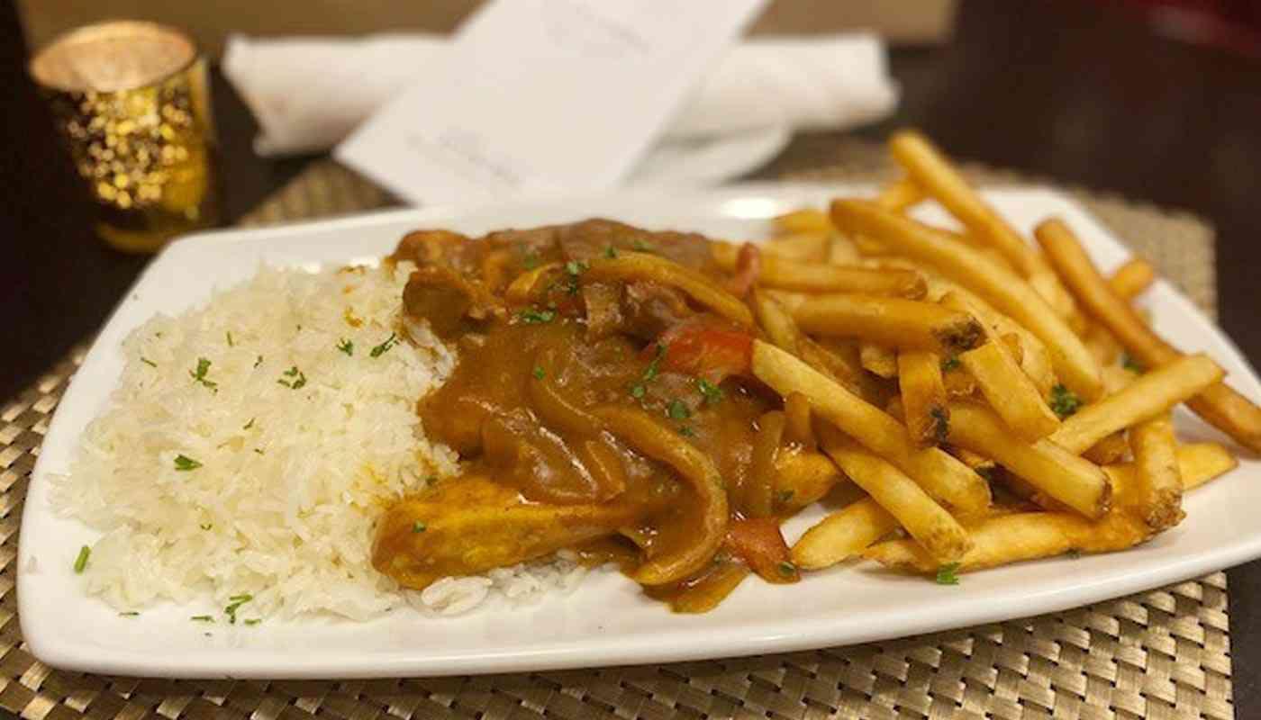 Irish Chicken Curry