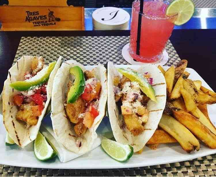 Fish Tacos (3)
