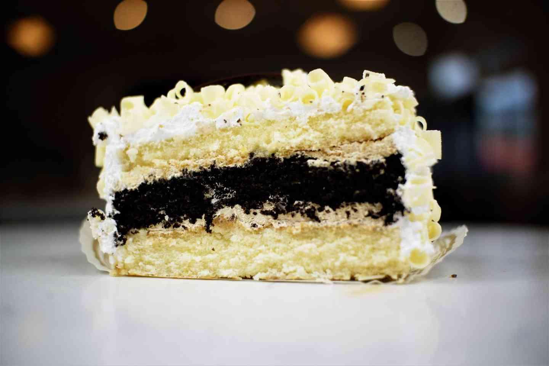 Black Russian Cake