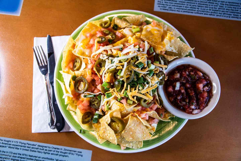 Skyhawk Taco Salad