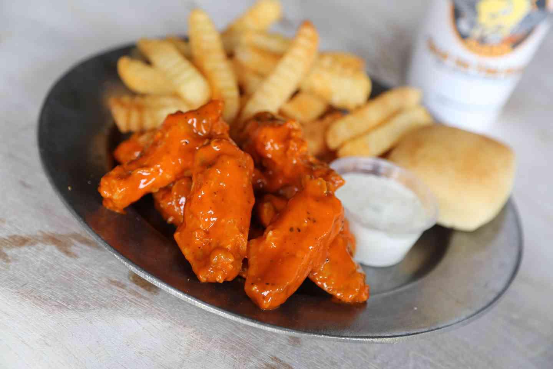 Wings Meal Deal