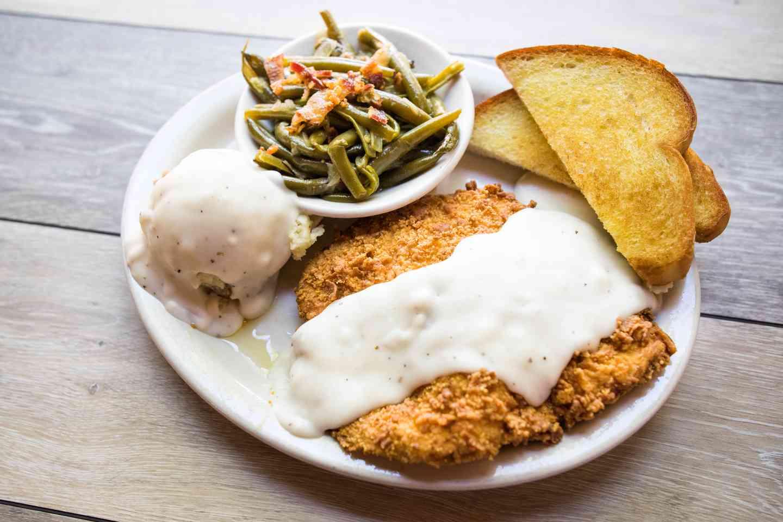Chicken Fried Steak or Chicken Fried Chicken